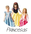 Disfraces de Princesas